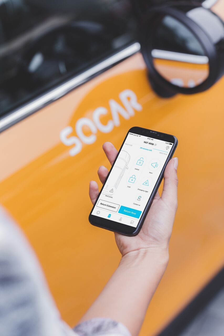 SOCAR : Easy & Hassle Free Car Rental Service