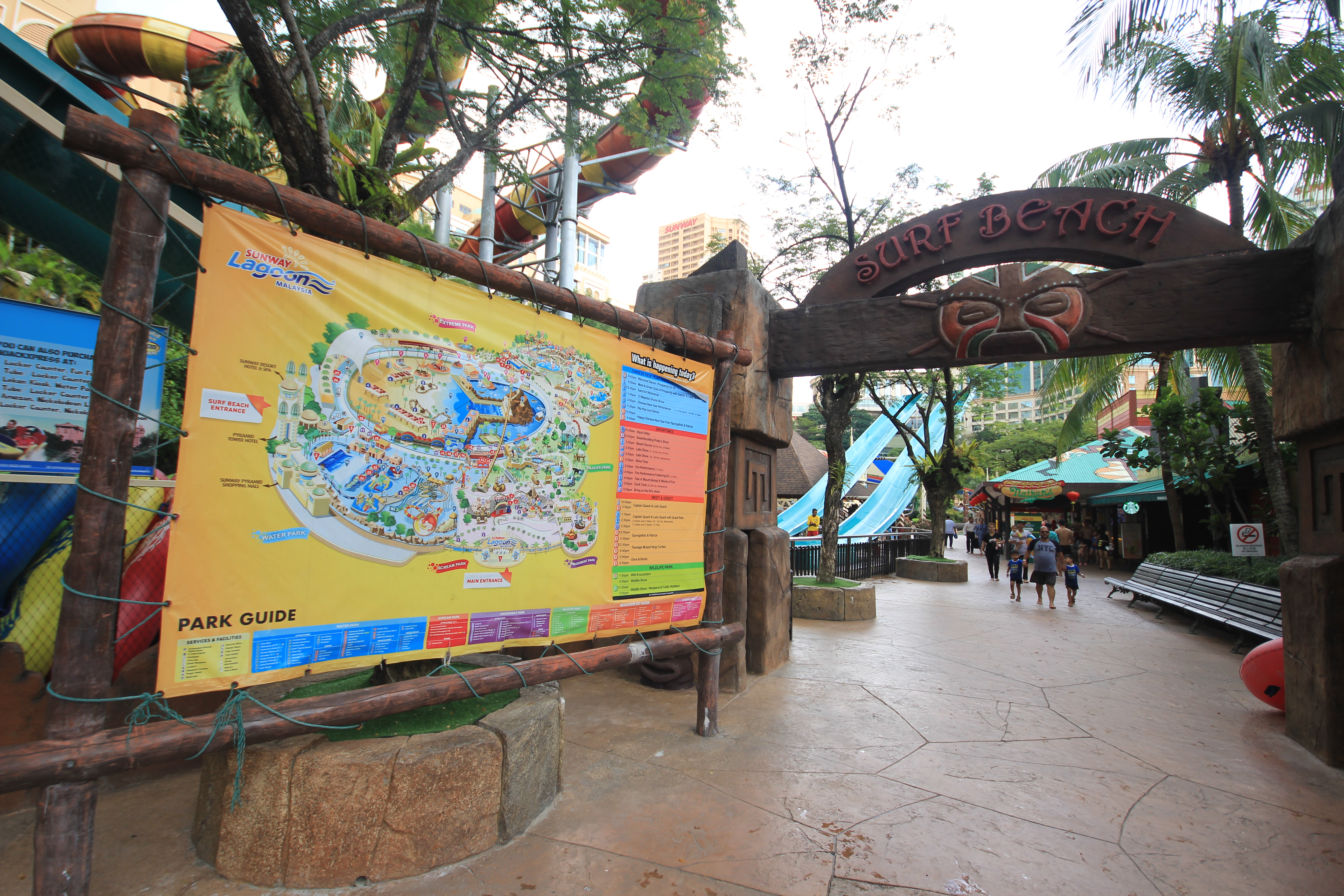 """SUNWAY LAGOON : """"Thrilling and Wet"""""""