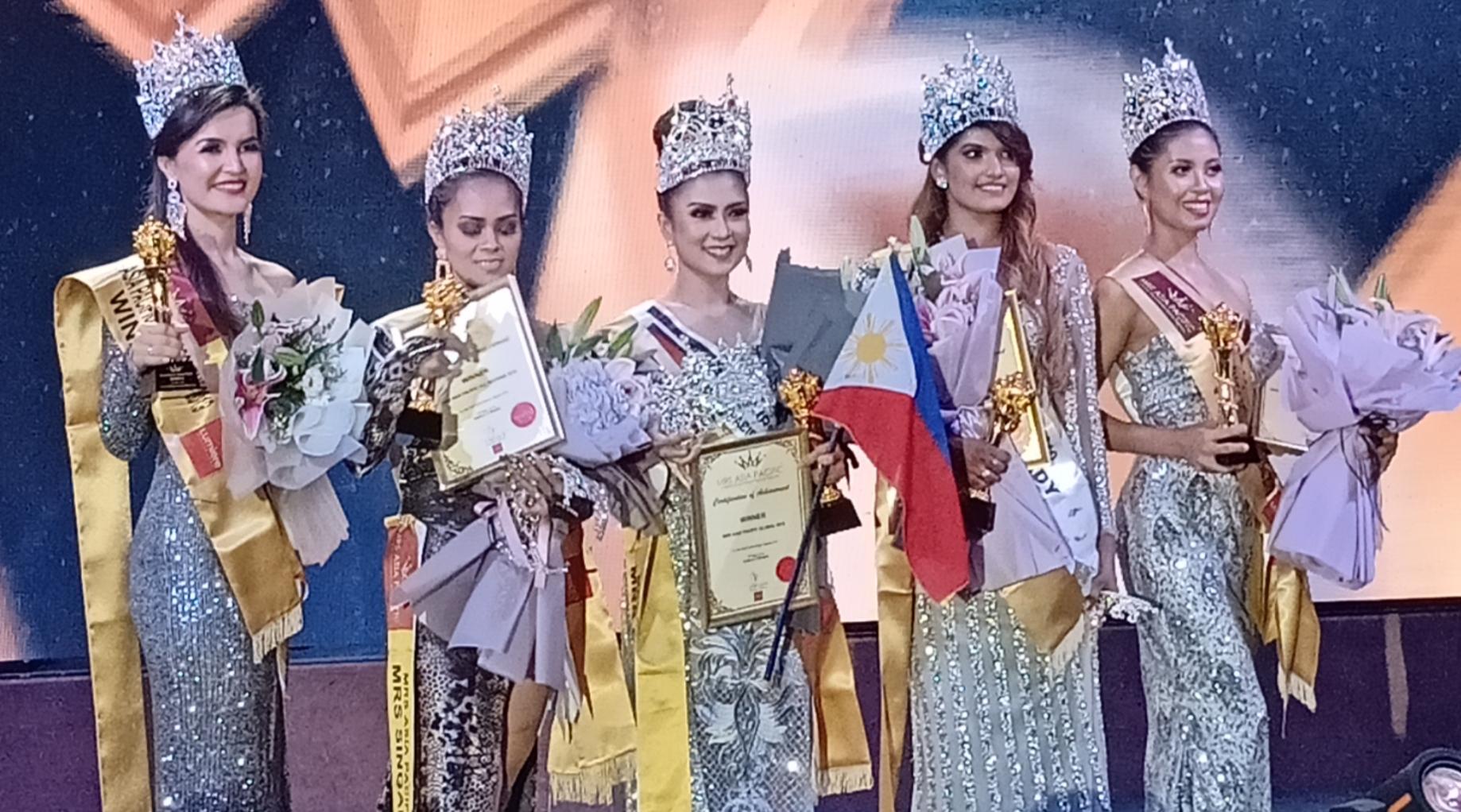 Mrs Malaysia Asia Pacific/Mrs Asia Pacific International