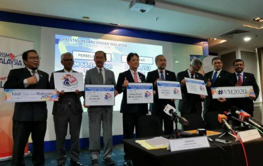 KEDATANGAN PELANCONG KE MALAYSIA MENINGKAT +3.7%