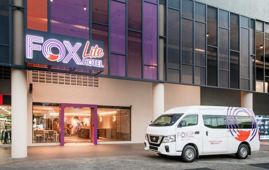 """FOX LITE HOTEL DPULZE CYBERJAYA – A NEW WAY TO STAY AND ENJOY """"A MOMENT IN LIFE""""."""