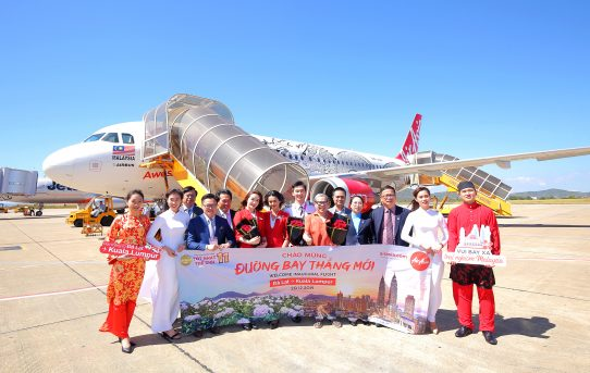 AirAsia commences exclusive route from Kuala Lumpur to Da Lat, Vietnam
