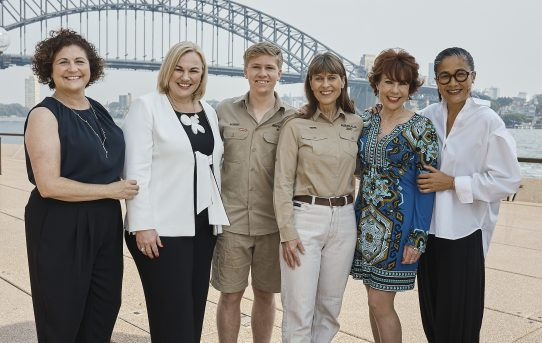 TOURISM AUSTRALIA INVITES THE WORLD TO COME AND LIVE AUSTRALIA'S PHILAUSOPHY