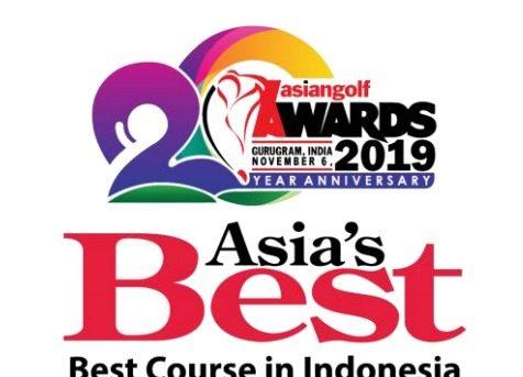 3 Golf Club Di Bogor Terima Anugerah  Terbaik Di Indonesia
