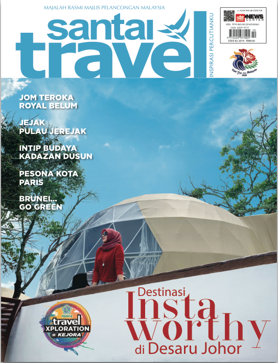 SANTAI MAGAZINE (Issue 85/2020)