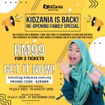 KidZania Kuala Lumpur salutes Frontliners by giving away 10,000 free tickets