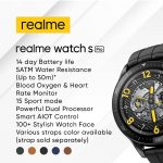 REALME WATCH S PRO WITH PREMIUM STAINLESS STEEL CASE WILL BE PRICED AT RM599, STARTING FROM 30 JANUARY 2021